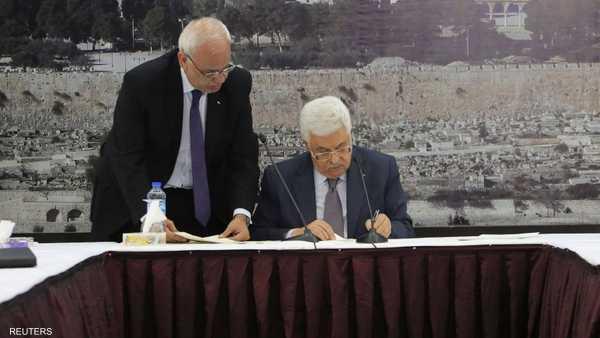 واشنطن تلوح بمعاقبة السلطة الفلسطينية
