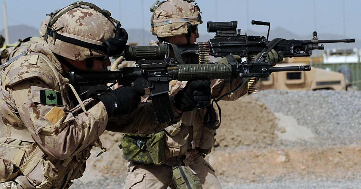 قوات كندية تشتبك مع داعش مجددا بالعراق
