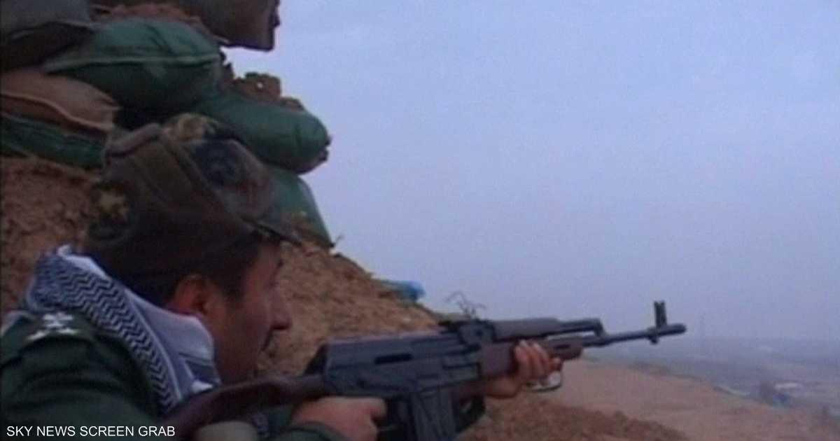 البشمركة تصد هجوما لداعش على كركوك