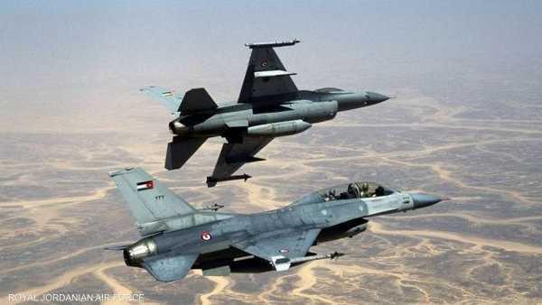 مقتل طيار أردني ومتدرب عراقي بتحطم طائرة 1-722083