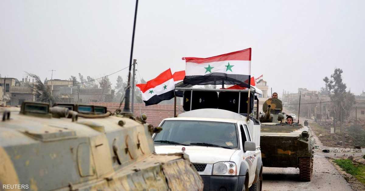مقتل العشرات من القوات السورية والمعارضة