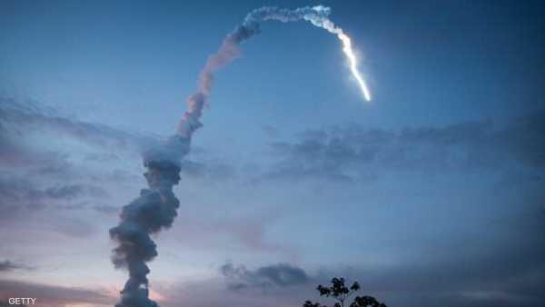 """عالمي: """"انتحار"""" مركبة إمداد لمحطة الفضاء الدولية 1-724382.jpg"""