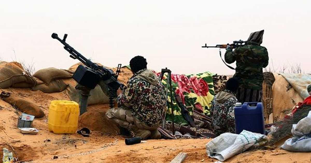 """إصرار غربي على """"شرعنة"""" الإرهاب في ليبيا"""
