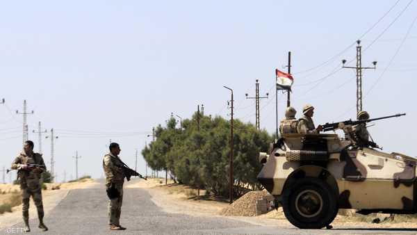 مصر.. 100 قتيل في حملة للجيش بسيناء 1-725412