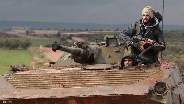 متابعة مستجدات الساحة السورية - صفحة 6 1-727397