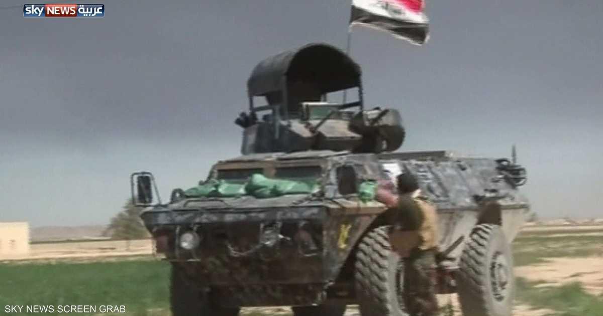 مئات القتلى من داعش في صلاح الدين