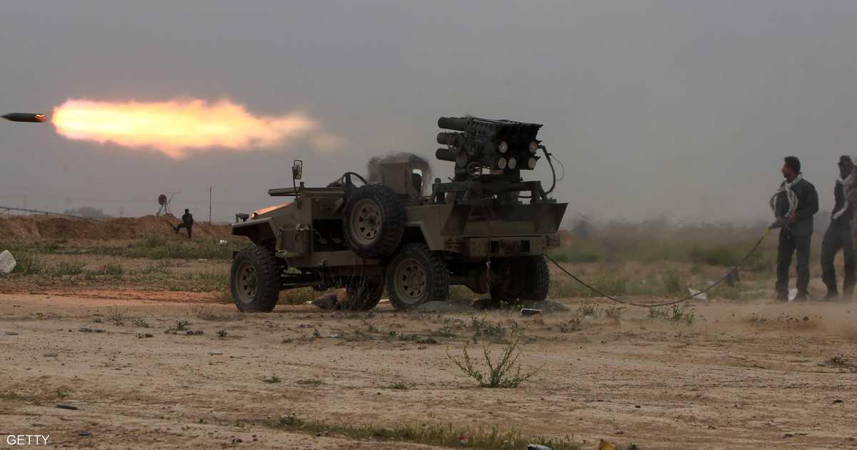 الجيش العراقي يسيطر على 50% من تكريت