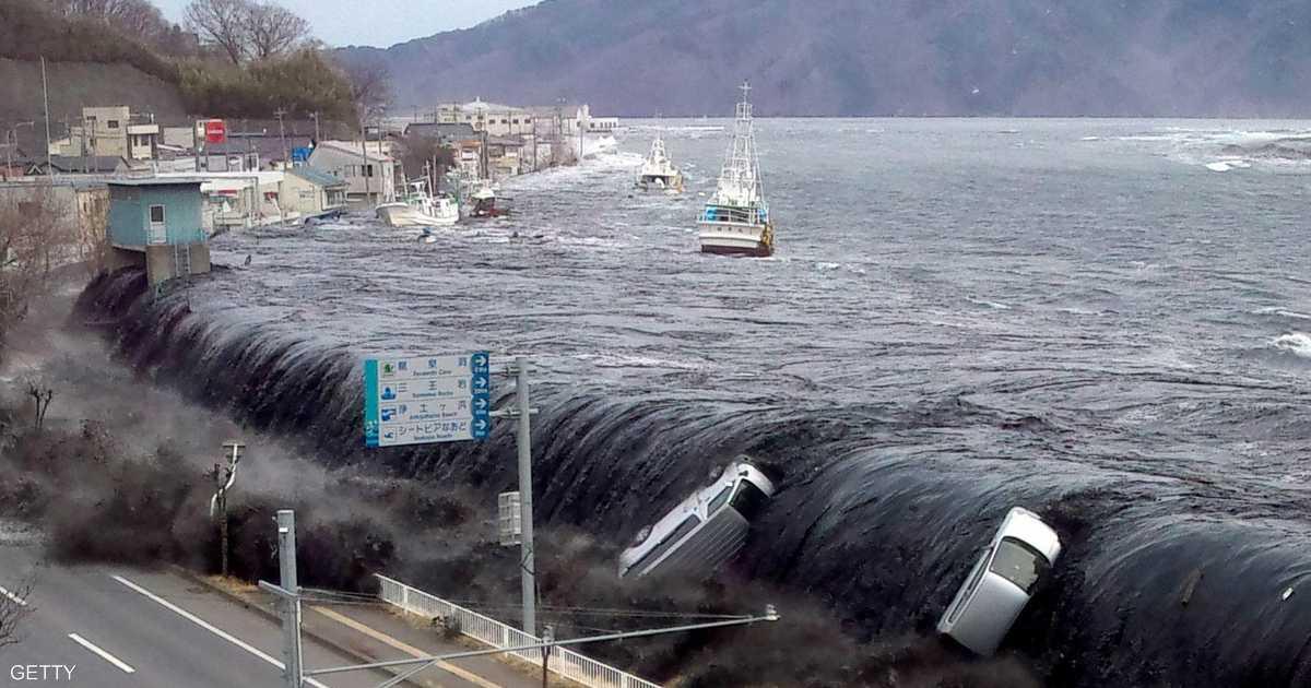اليابان تشيد سور القرن لمواجهة تسونامي