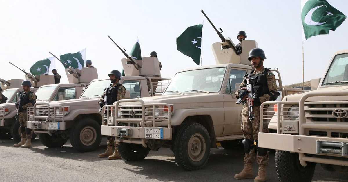 انطلاق تدريبات عسكرية سعودية باكستانية