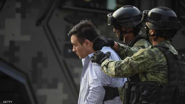 مكسيكو سيتي  - المكسيك تؤكد اعتقال زعيم عصابة الخليج