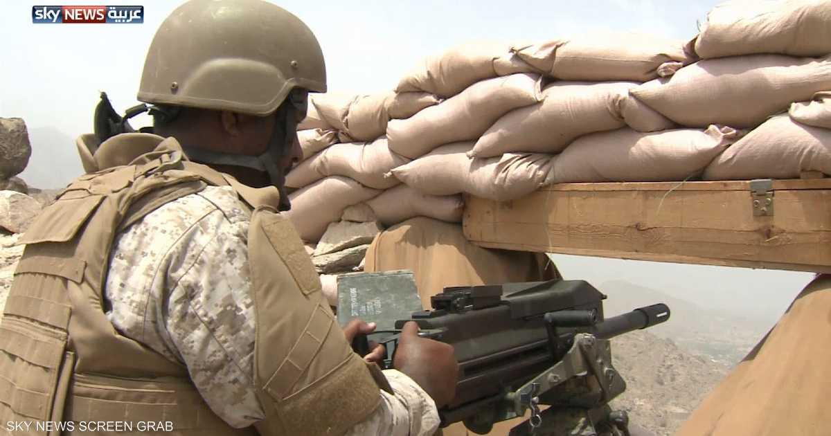 القوات السعودية تشتبك مع حوثيين على الحدود