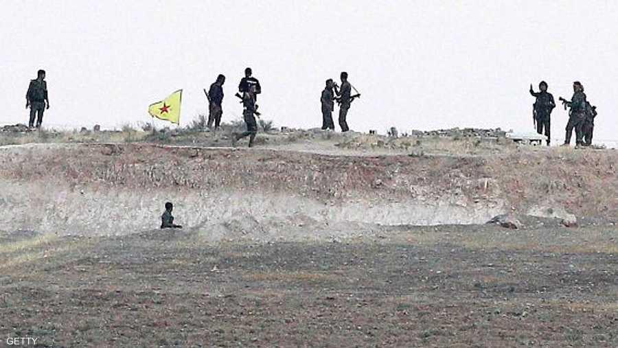 الأكراد حرروا تل أبيض من داعش وحرصوا على تأمين حدودها