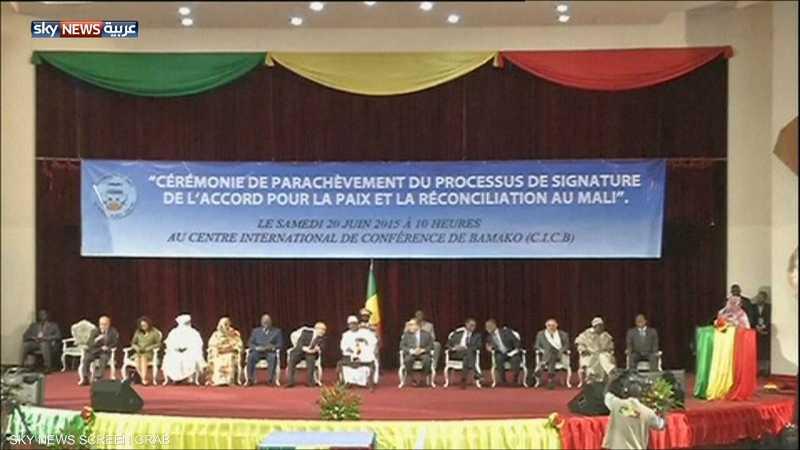 40 مراقبا عسكريا لمراقبة الهدنة بمالي