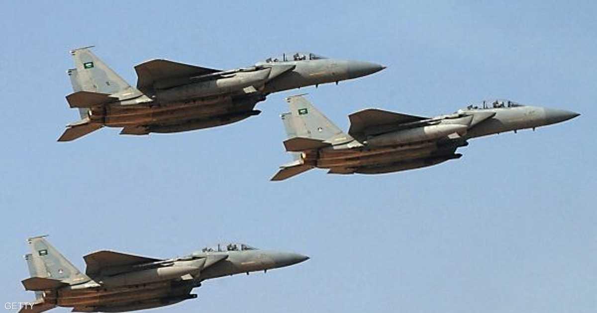 غارات على مواقع للحوثيين في شبوة