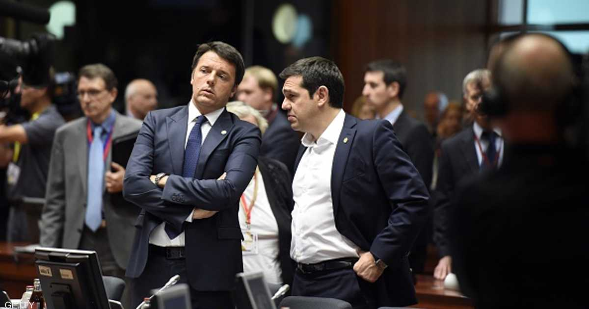 """انتهاء لقاء مجموعة اليورو دون حل """"أزمة اليونان"""""""