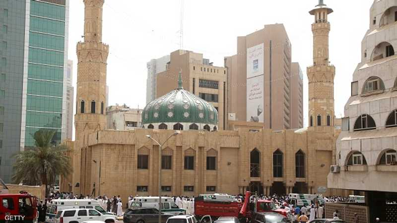 التفجير استهدف مسجد الإمام الصادق في الكويت