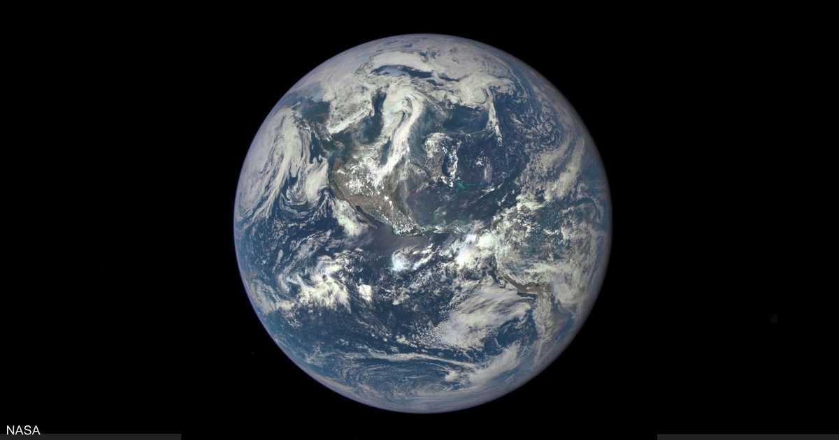 ناسا: أول صورة كاملة للأرض منذ 43 عاما