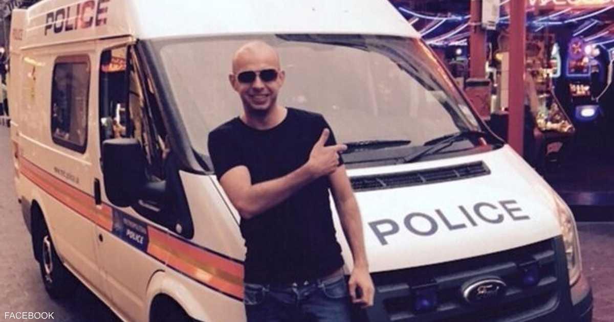 """بريطاني يستفز الشرطة بعد الإفراج عنه """"بالخطأ"""""""