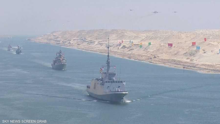 من المنتظر أن تفتح القناة الجيدة آفاق الاستثمار أمام مصر