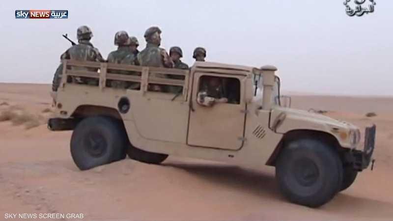 الجزائر تحبط محاولة إدخال أسلحة عبر حدودها مع مالي