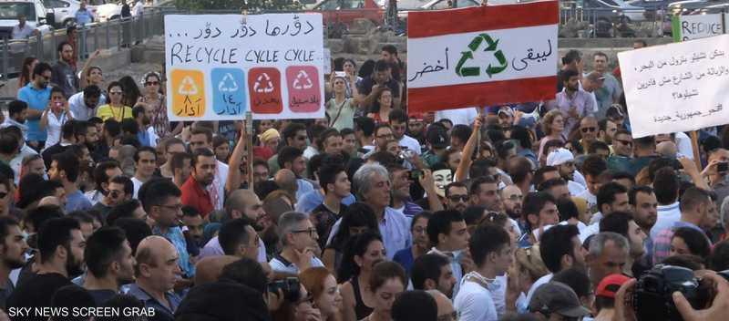 لبنان.. تحركات شعبية خجولة لا تثمر رأيا عاما مؤثرا