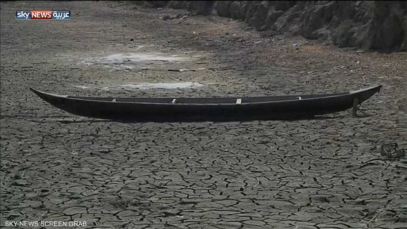 الجفاف في الأهوار يهدد الحياة البرية والمائية والزراعة