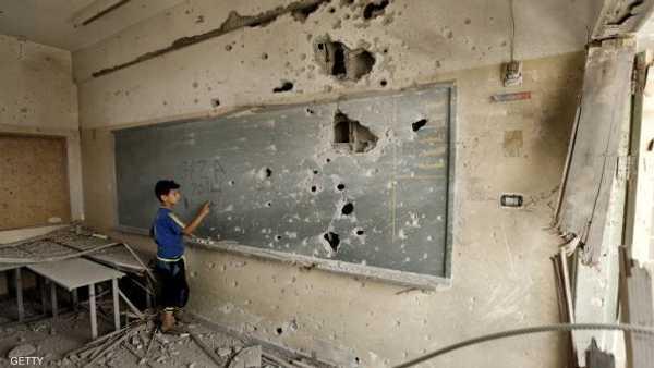 الربيع العبري:الحرب تحرم 13 مليون طفل عربي من المدارس 1-771922