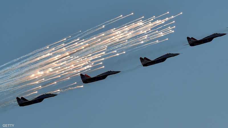 أنباء عن نشر روسيا 28 مقاتلة في سوريا