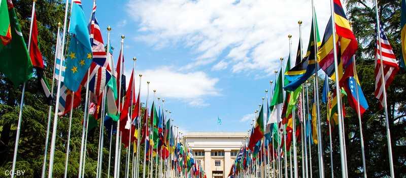 قضايا دولية