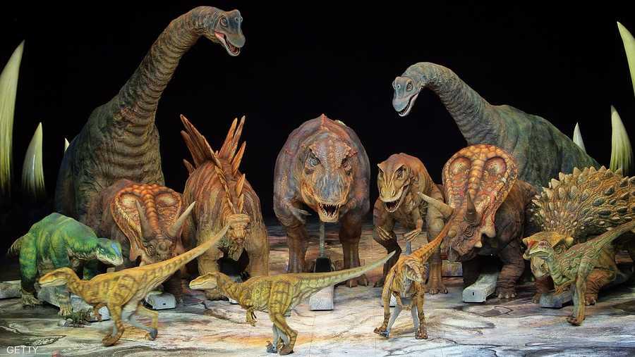 معلومات مثيرة عن الديناصورات