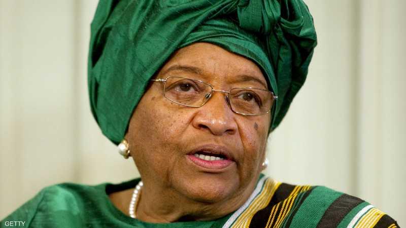 إلين جونسون سيرليف الرئيسة الحالية لليبيريا، تشغل المنصب منذ 16 يناير 2006، وتلقب بالسيدة الحديدية