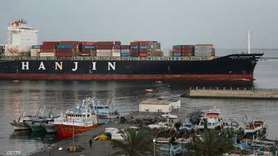 مصر: قناة جانبية جديدة لميناء شرق بورسعيد
