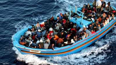 توقيف 70 مهاجرا بعد غرق العشرات قبالة تونس