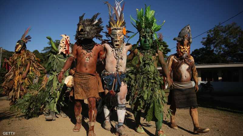 احتفال تراثي شعبي من أهم الاحتفالات التراثية في كوستاريكا