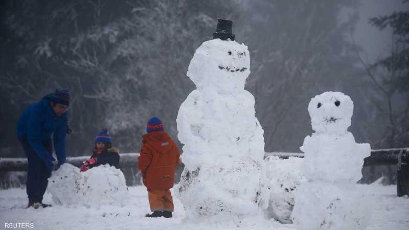 رجل الثلج قصة.. عريقة في مغازلة الثلوج