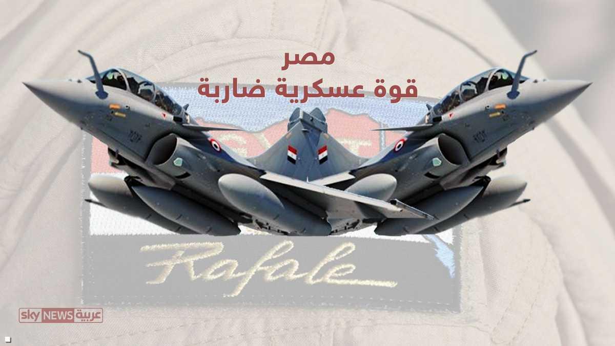 مصر تتحول إلى قوة عسكرية ضاربة 1-811931