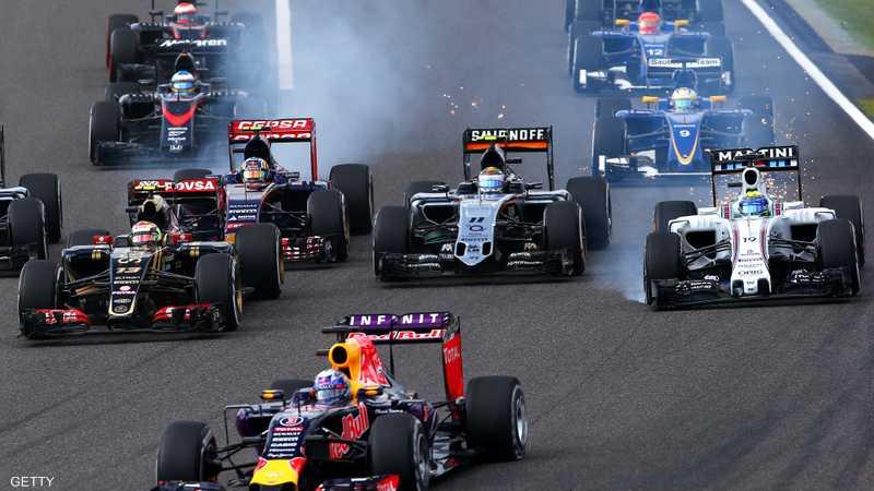 قائمة سائقي فورمولا 1 في موسم 2016