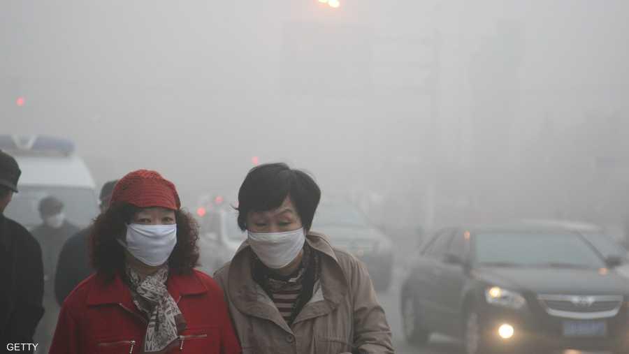 64912c072cfb4 يقتل تلوث الهواء في الصين 4 آلاف شخص يوميا