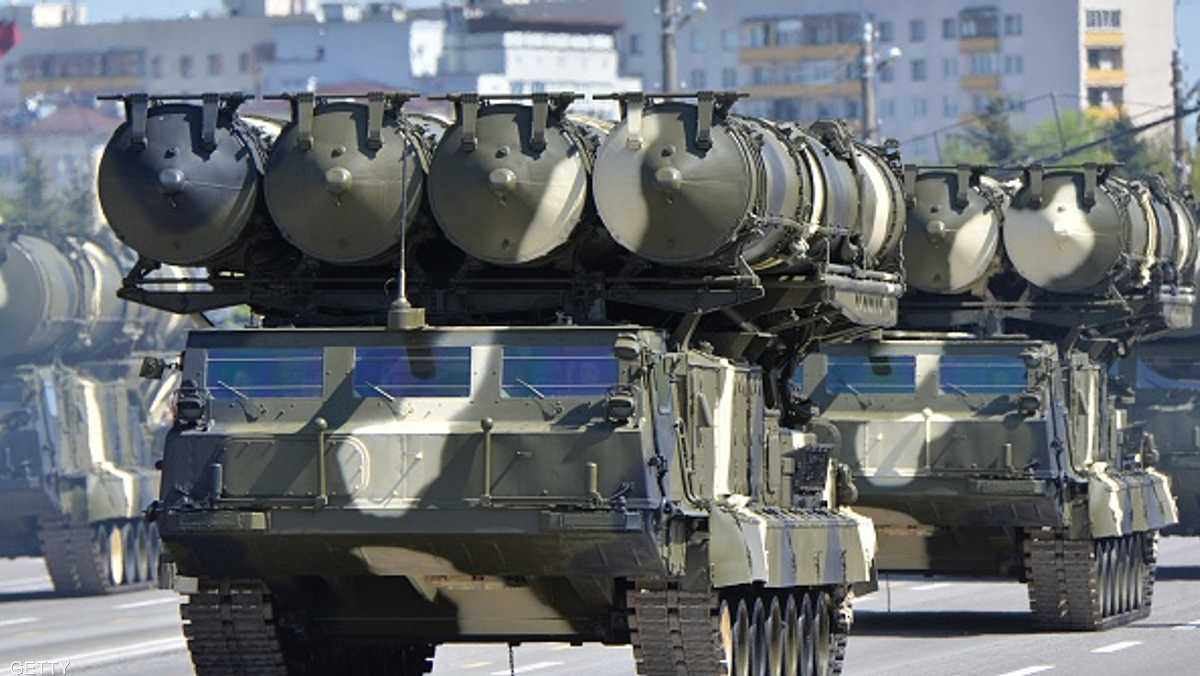 شحنة صواريخ إس 300 المتطورة إلى طهران قبل نهاية العام 1-823307