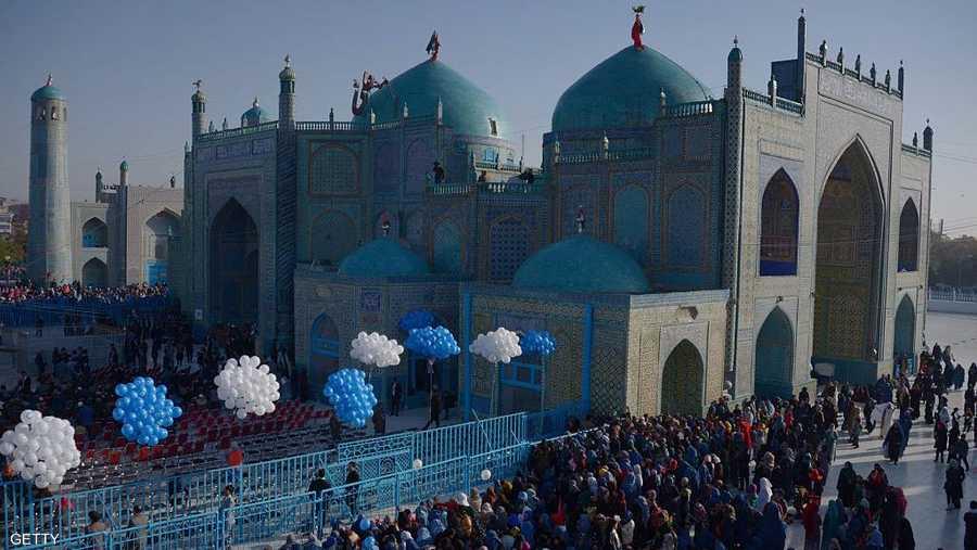 أكراد أفغانستان يحتفلون بالنوروز على طريقتهم الخاصة