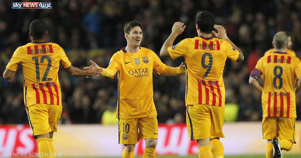 برشلونة يقلب الطاولة في وجه أتلتيكو مدريد