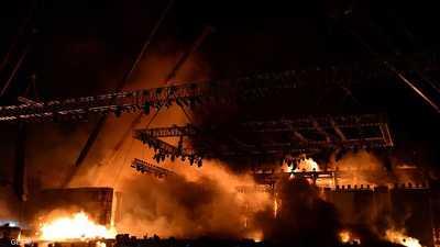 حريق في الأردن يودي بحياة 13 باكستانيا