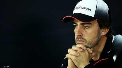 """إصابة سائق فورمولا 1 شهير في حادث """"دراجة"""""""