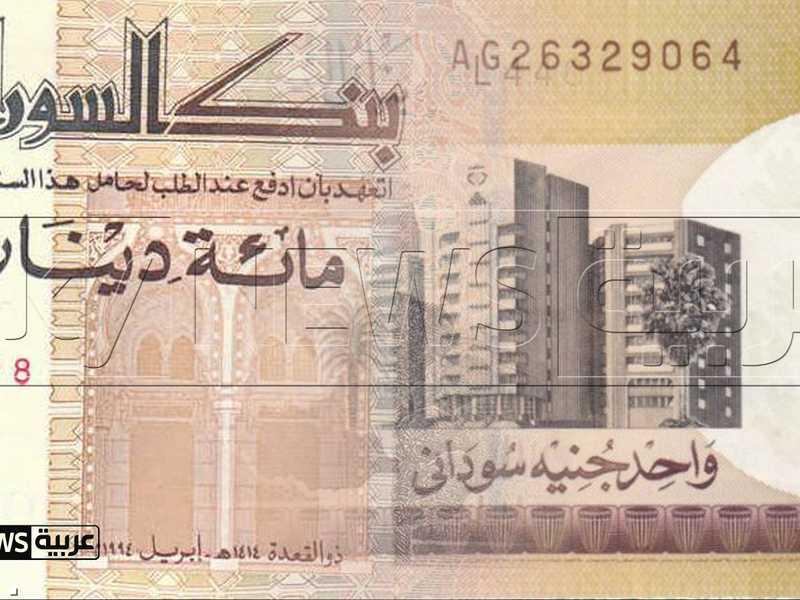 كم تساوي 100 دولار بالجنيه السوداني