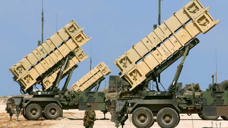 بطاريات صواريخ باتريوت الأميركية