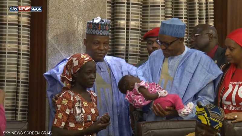 الجيش النيجيري يستعيد فتاة اختطفتها بوكو حرام