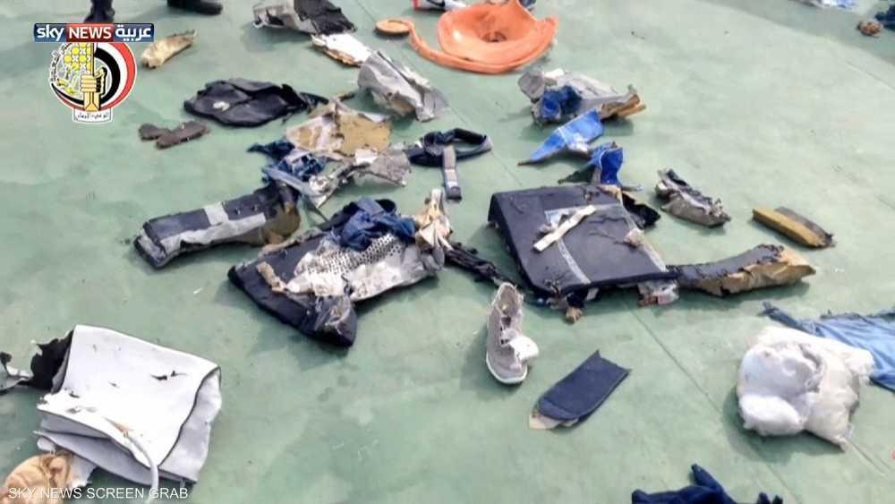 فحص الحمض النووي لأهالي ضحايا الطائرة المصرية المنكوبة