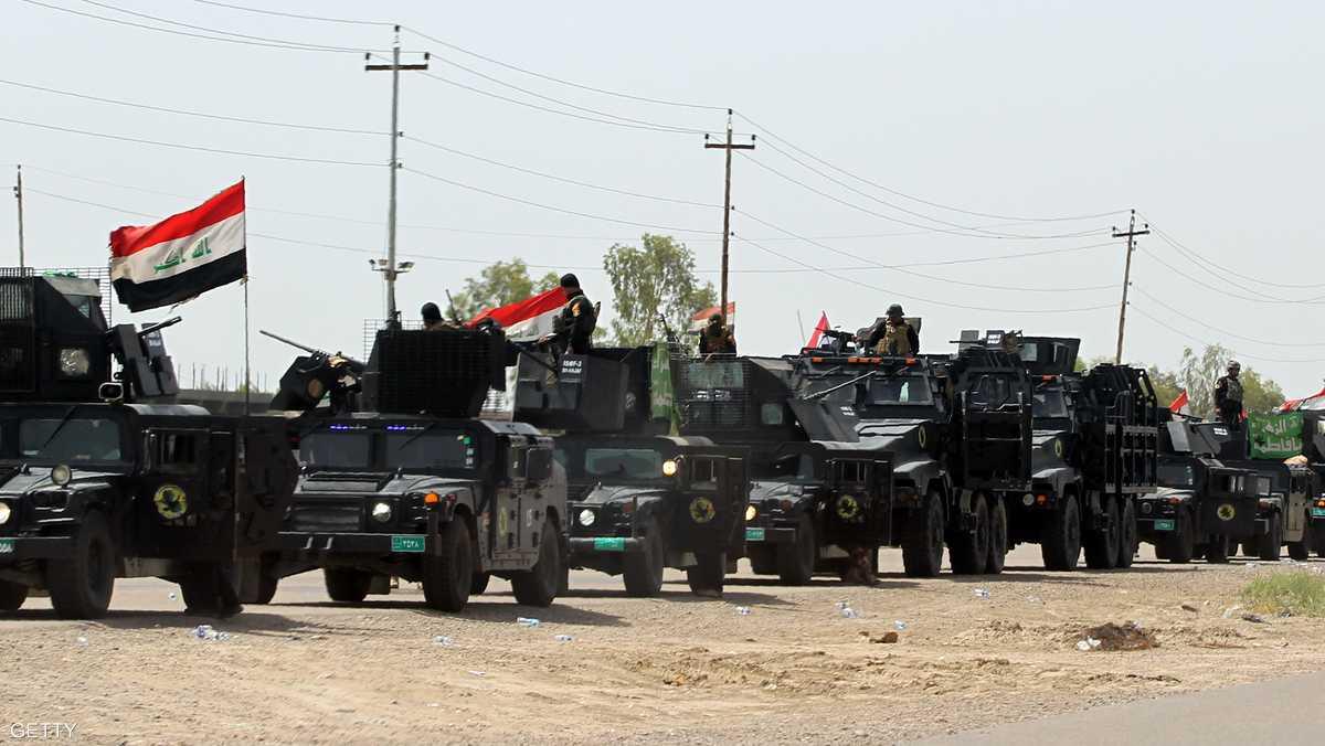 الجيش العراقي يعلن بدء عملية تحريرالفلوجة
