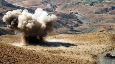لغم يقتل رجلا وطفلتيه في وسط سيناء