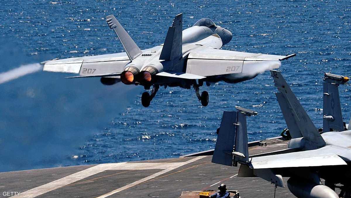 حاملات طائرات أميركية تقترب من البحر المتوسط وغموض حول اهدافها  1-848502